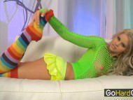 Kolorowa Jessa daje czadu w HD