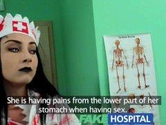 Zombie pielęgniarka nie bawiła się tak za życia