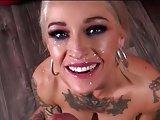 Makijaż ze spermy
