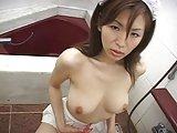 Napalona Japonka