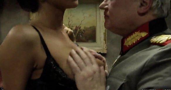 Wojenny seks w bunkrach